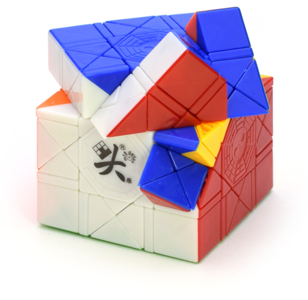 DaYan Bagua Cube Stickerless