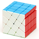 FANXIN 4x4x4 Windmill Cube Stickerless