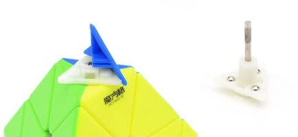 QiYi Pyraminx Stickerless