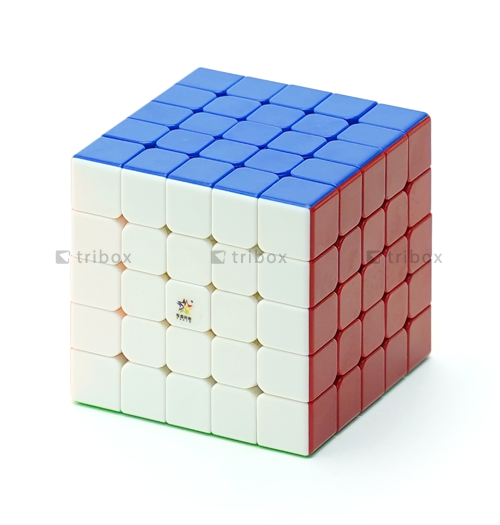 YuXin HuangLong 5x5x5 M Stickerless