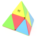 QiYi Pyramorphix Stickerless