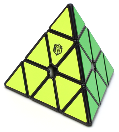 X-Man Design Magnetic Pyraminx Bell