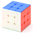 YJ RuiLong 3x3x3 Stickerless