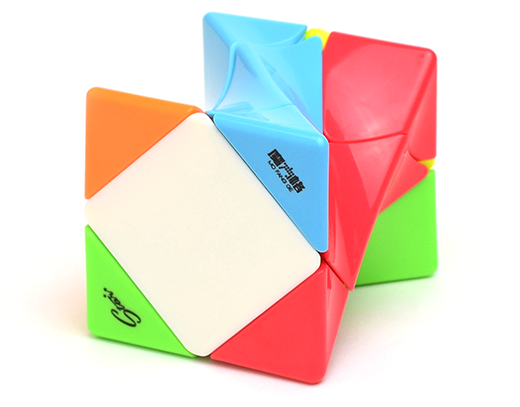 QiYi Twisty Skewb Stickerless