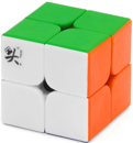 DaYan ZhanChi 2x2x2 Stickerless