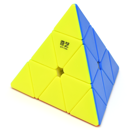 QiYi Pyraminx QiMing Stickerless