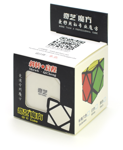 QiYi Skewb QiCheng Stickerless