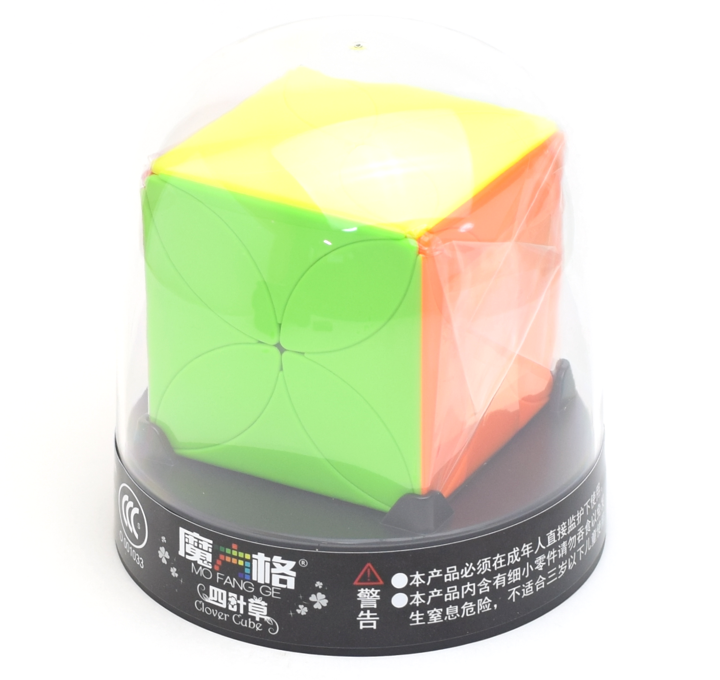 QiYi Clover Cube Stickerless
