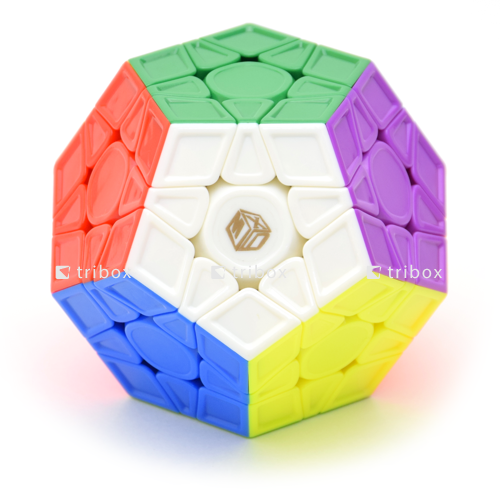 X-Man Design Megaminx Galaxy V2 LM