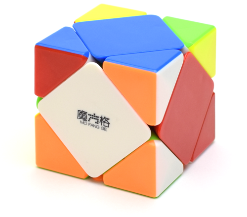 QiYi Skewb Stickerless