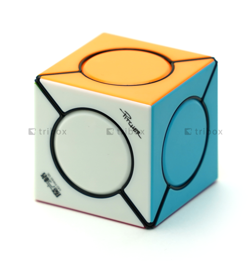 QiYi Six Spot Cube Stickerless