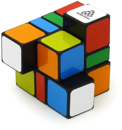 2x2x3 Camouflage Cube 1