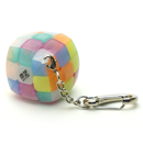 QiYi Pillowed 3x3x3 Keychain Jelly Cube Edition