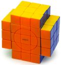Calvin's Crazy X-Cube Stickerless