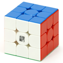 YJ ZhiLong 3x3x3 mini M Stickerless