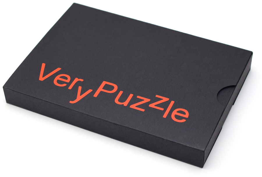 VeryPuzzle Mini Geranium Plus