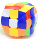 Z-CUBE 3x3x3 Wave Cube Stickerless