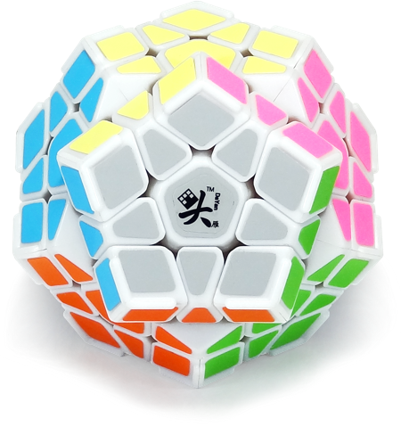 DaYan Megaminx with Ridge