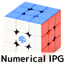 GAN356 X Numerical IPG Stickerless