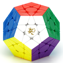 DaYan Megaminx V2 M Stickerless